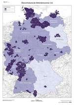 Vorwahlen Deutschland Karte.115 115 Erreichbarkeit